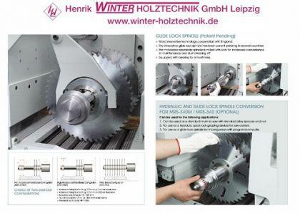 WINTER Vielblattsäge Multimax 340 M2 Optimizing - Vorschau 5