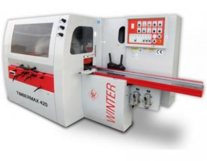 WINTER Vierseitenhobel - Kehlautomat Timbermax 4-20 - Vorschau 1