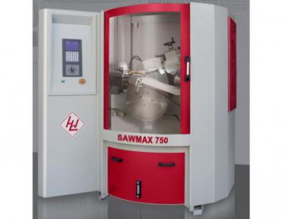 WINTER hydraulischer Sägeblatt Schärfautomat SAWMAX 750