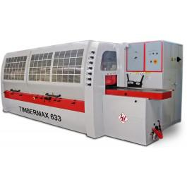 WINTER Hobel- und Kehlautomat Timbermax 6-33