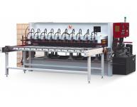 WINTER Massivholz Verleimpresse SOLID 2513-100 T - PLC