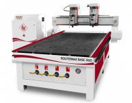 WINTER CNC Bearbeitungszentrum ROUTERMAX-BASIC 1325-2 SIMULTANE DELUXE