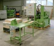 WINTER hydraulische Brikettpresse Typ BP 450