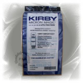 Original Kirby 9er Pack Filtertüten Modelle G4 - G5