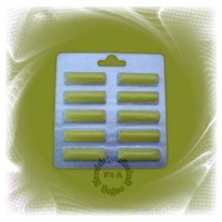 Duftstäbchen Gelb Duft - Zitrone für viele Staubsauger wie Kirby AEG Vorwerk Miele Bosch