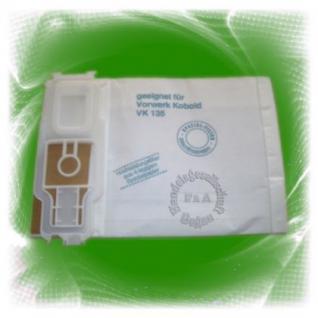Filtertüte / Filter / Staubsaugerbeutel für Vorwerk Kobold 135