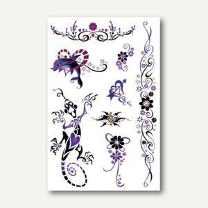 Herma Tattoos, Black Art Filigran, 10x1 Blatt, 6742 - Vorschau