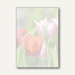 "Sigel Motiv-Papier "" Spring fever"", DIN A4, 90 g/m², 25 Blatt, DP462"