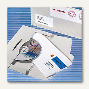 Herma CD-PostPack, Versandkuvert mit Steckverschluss, 25 St., 2001 - Vorschau