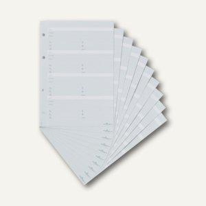 Durable Erweiterungssatz für Telefonringbücher TELINDEX®, DIN A5, 40 St., 2456-10 - Vorschau
