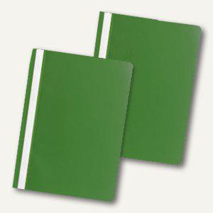 officio Schnellhefter DIN A4, PP, grün, 50er Pack, 312680 - Vorschau