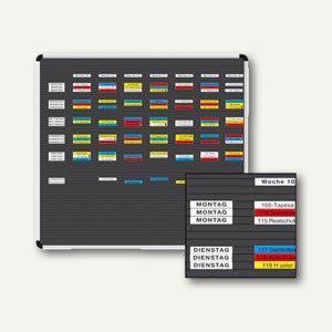Ultradex Planrecord Stecktafel, 61 Steckbahnen, 125 x 77 cm, 1033 - Vorschau