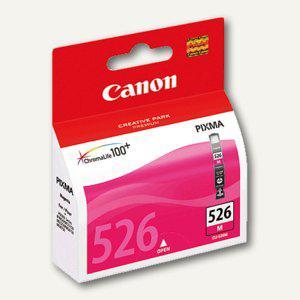Canon Tintenpatrone CLI-526M, ca. 520 Seiten, magenta, 4542B001 - Vorschau