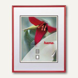 "Hama Kunststoffrahmen ""Sevilla"", 40 x 50 cm, rot, 66287 - Vorschau"