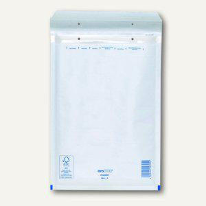 officio Luftpolstertasche F, 240 x 350 mm, weiß, 100 Stück