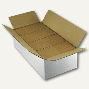 Versandkarton Faltbox CD425 für 4 Blitzboxen à 25 CDs im Case, 20 St., 5204250