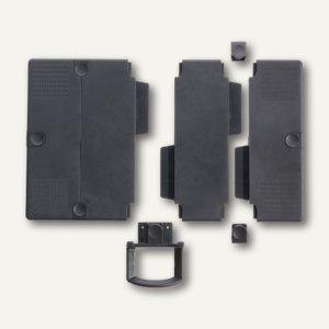 Novus Erweiterungsplatten Telefonträger, anthrazit, 2 Stück, 795+0905 - Vorschau