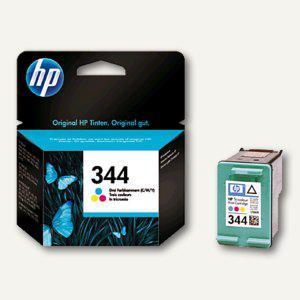 HP Tintenpatrone Nr. 344, color, C9363EE - Vorschau
