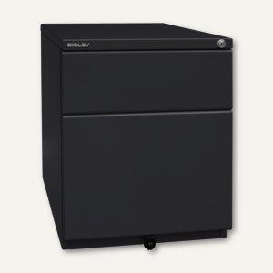 Rollcontainer OBA, 420 x 519 x 565 mm, 1 Schub + HR, schwarz, OBA59M2EHT-633 - Vorschau