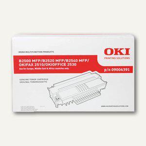 OKI Toner, schwarz, für B2500/B2520/B2540MFP, 09004391