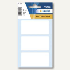 Herma Vielzweck-Etiketten, 34 x 67 mm, weiß, 10 x 21 Stück, 3757 - Vorschau