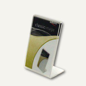 deflect.o Info- und Preisaufsteller, DIN A8 hoch, transparent, DE480701 - Vorschau