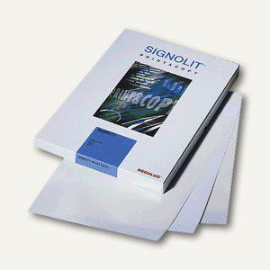Signolit, Synthetic Paper, DIN A4, für Laserdrucker/Kopierer, weiß, 100 Blatt, S