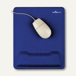 "Durable Mausunterlage ""MOUSE PAD Ergotop"", blau, 3 Stück, 5703-06"
