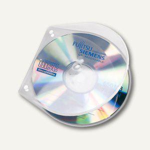 Veloflex CD-Transportbox für 1 CD, PP, 100er Pack, 4365100