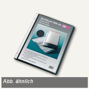 Veloflex Präsentations-Sichtbuch DIN A4, PP, 24 Hüllen, schwarz 12 St., 4424180 - Vorschau