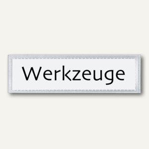 Beschriftungsfenster VELOCOLL®, 21 x 82 mm, selbstklebend, 100 Stück, 2203100 - Vorschau