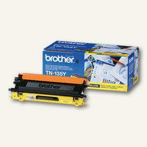 Brother Toner gelb, 1.500 Seiten, TN130Y - Vorschau