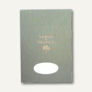 "Lalo Briefblock ""Vergé de France"", DIN A4, 100 g/m², champagner, 50 Blatt, 12706L"