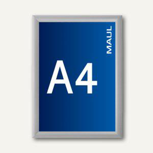Hebel Klapprahmen standard, aluminium, Format A4, 6604408 - Vorschau