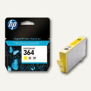 HP Tintenpatrone, Nr.364, gelb, CB320EE - Vorschau