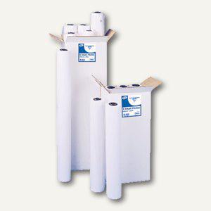 Clairefontaine Plotterpapier, weiß, 90g/m², 610mmx45 m, 6er Pack, 2646C - Vorschau