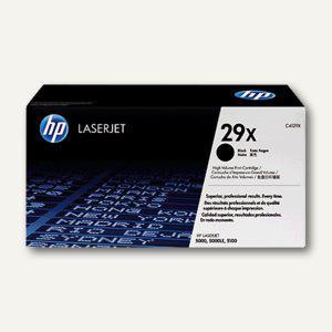 HP Toner Nr. 29X - 10.000 Seiten, C4129X