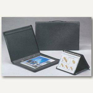 Rumold Tisch-Flipchart für DIN A2, Querformat, Kunstleder, 374522