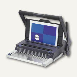 GBC Bindegerät MultiBind 320, DIN A4, Plastik-/Drahtbindung, manuell, IB271076 - Vorschau