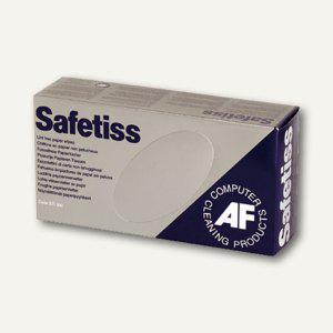 """Papiertücher """"Safetiss"""" für Monitore, reißfest & fusselfrei, 20 St./Box, STI200 - Vorschau"""