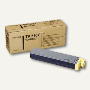Kyocera Toner gelb für FSC5020N - ca. 8.000 Seiten, TK510Y - Vorschau