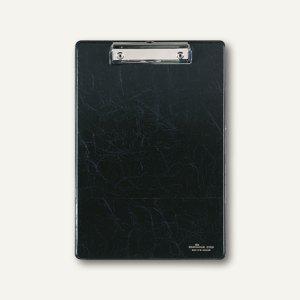 Durable Blockklemme DIN A4, starke Federklemme, schwarz, 2350-01 - Vorschau
