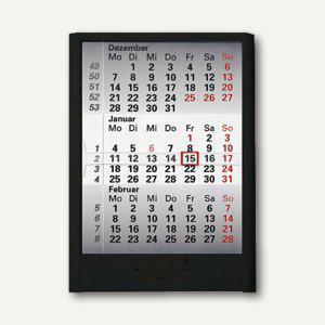 Walz 3-Wandkalender - 32 x 45 cm, 2 Jahre, schwarz, 5044 - Vorschau