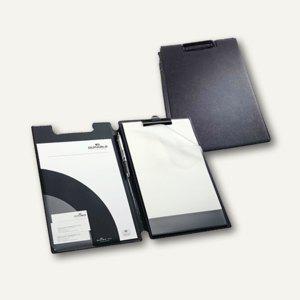 Durable Spezial-Blockmappe DIN A4+, Einschlagblatt, schwarz, 5 Stück, 2332-01 - Vorschau