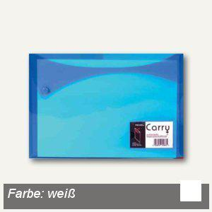 Rexel Carry Xtra Folder, DIN A4, weiß, 25er Pack, 2101161