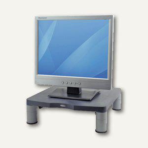 Fellowes Monitorständer Standard, höhenverstellbar bis 100 mm, graphit, 9169301