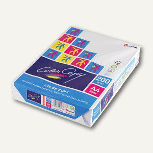 mondi ColorCopy Farbkopierpapier, DIN A4, 200 g/m², 250 Blatt, 2382010051 - Vorschau