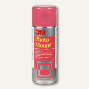 3M Sprühkleber Foto Mount, 400 ml Inhalt, permanent, 050777 - Vorschau