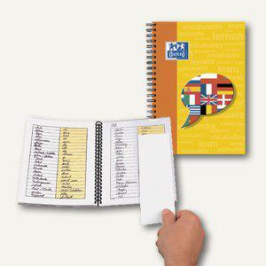 Oxford Vokabel-Coach, DIN A5, zweispaltig, 2-farbig, 48 Blatt, 384504853 - Vorschau
