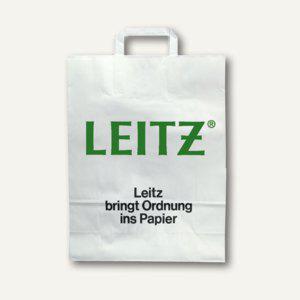 LEITZ Papier-Tragetasche mit LEITZ-Werbeaufdruck, für 2 Ordner, 250 St., 98181451 - Vorschau